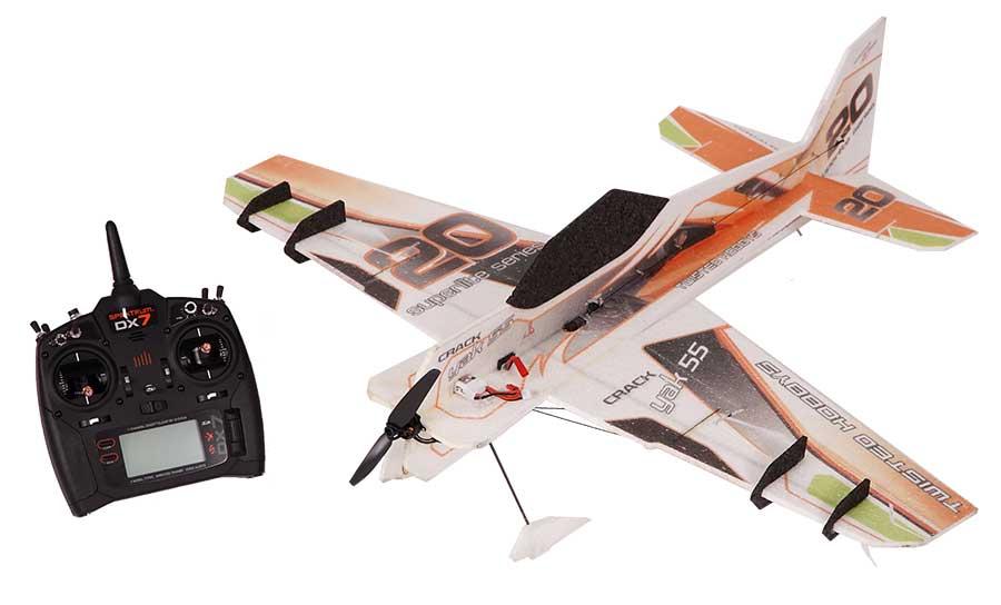 Twisted Hobbys Crack Yak 55